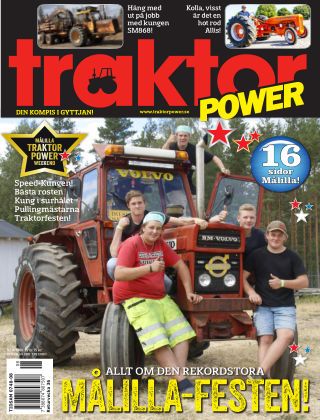 Traktor Power 2018-08-02