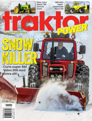 Traktor Power 2018-12-06