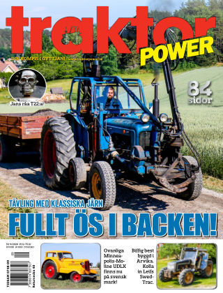 Traktor Power 2020-09-01