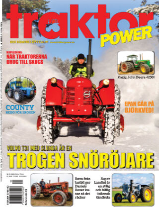 Traktor Power 2021-01-05