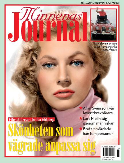 Minnenas Journal