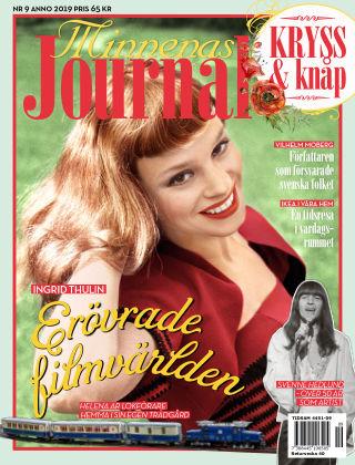 Minnenas Journal 2019-09-05