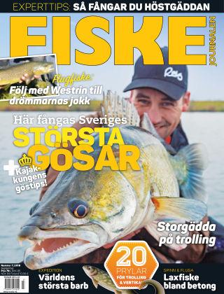 Fiskejournalen 2018-09-06