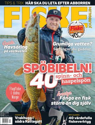 Fiskejournalen 2019-03-28