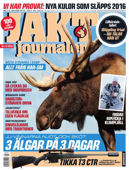 Jaktjournalen December 29, 2015 00:00