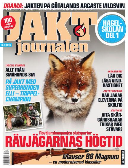 Jaktjournalen March 02, 2016 00:00