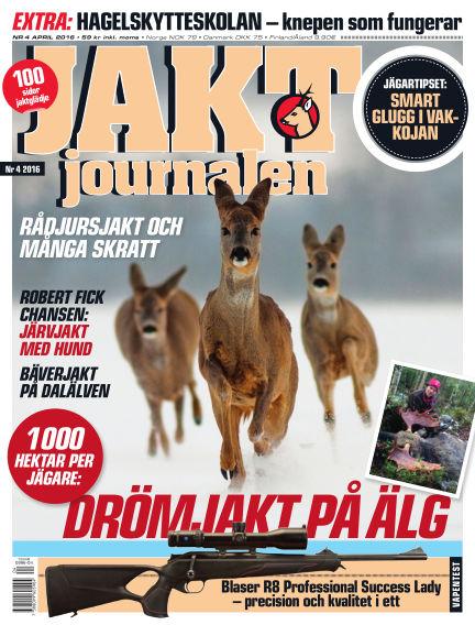 Jaktjournalen March 22, 2016 00:00