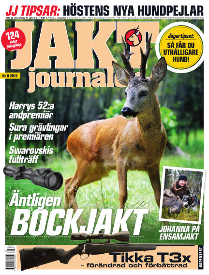 Jaktjournalen July 19, 2016 00:00