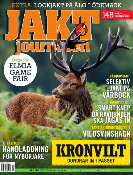 Jaktjournalen May 23, 2017 00:00