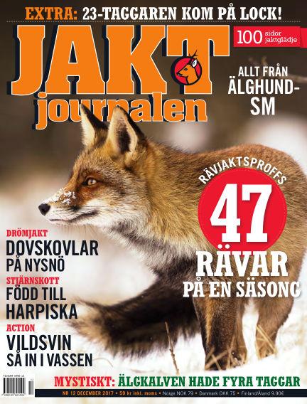 Jaktjournalen November 21, 2017 00:00