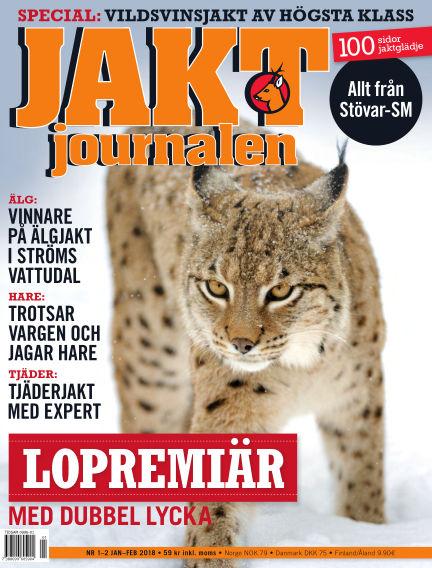 Jaktjournalen December 28, 2017 00:00