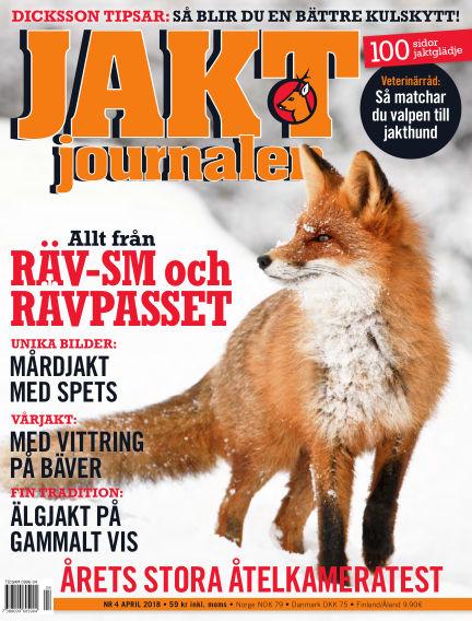 Jaktjournalen March 22, 2018 00:00