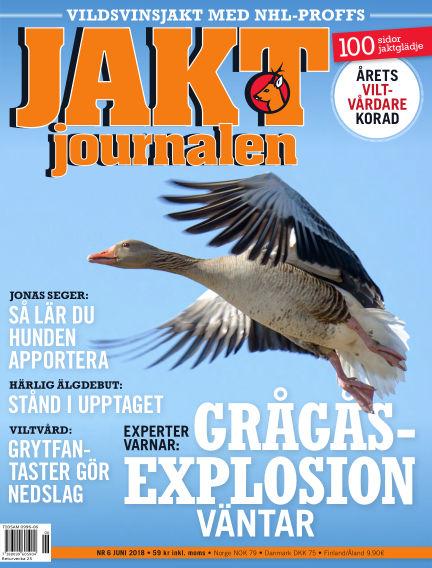 Jaktjournalen May 24, 2018 00:00