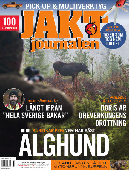 Jaktjournalen February 21, 2019 00:00