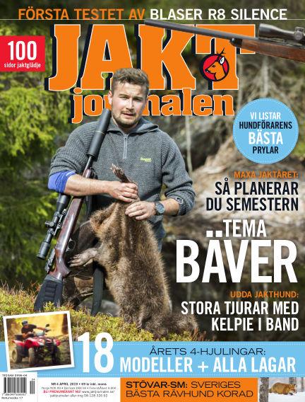 Jaktjournalen March 21, 2019 00:00