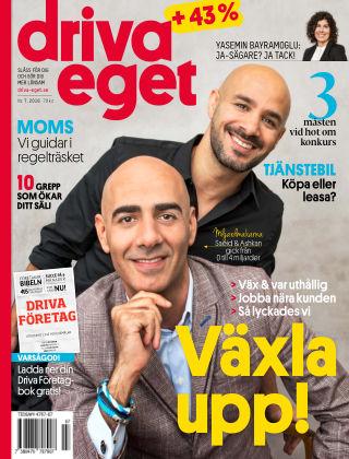 Driva Eget 2016-11-10
