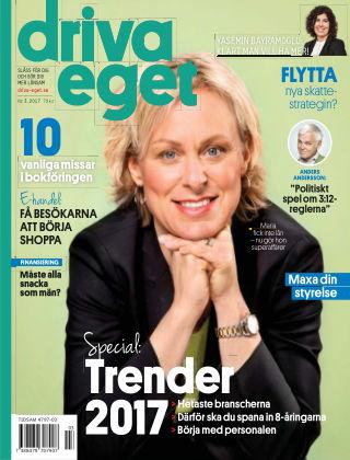 Driva Eget 2017-04-20