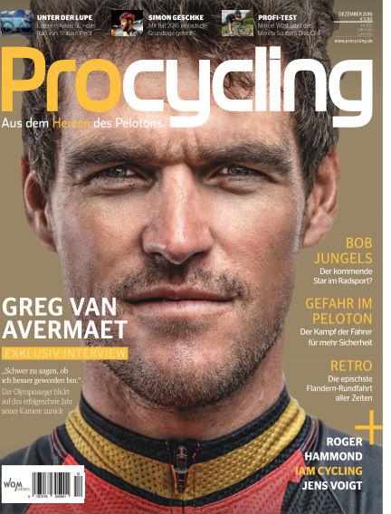Procycling November 25, 2016 00:00