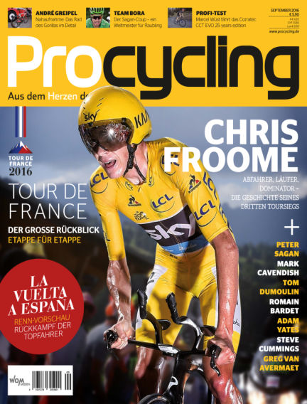 Procycling August 27, 2016 00:00