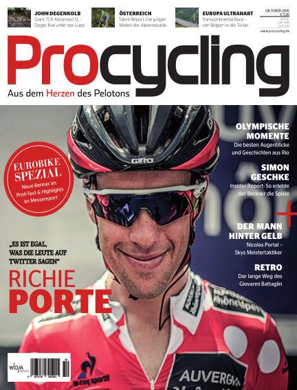 Procycling September 24, 2016 00:00