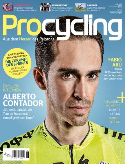 Procycling May 27, 2016 00:00