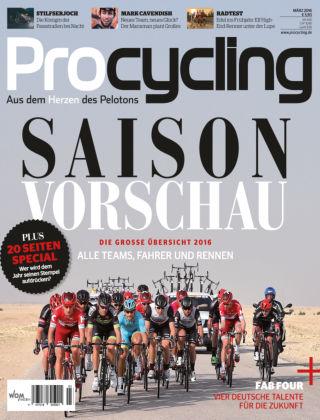 Procycling 03.2016