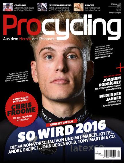 Procycling January 29, 2016 00:00