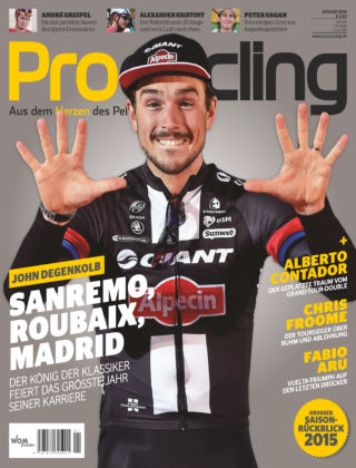 Procycling 01.2016