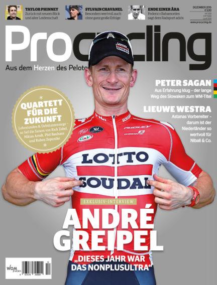 Procycling November 27, 2015 00:00