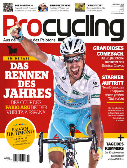 Procycling October 23, 2015 00:00