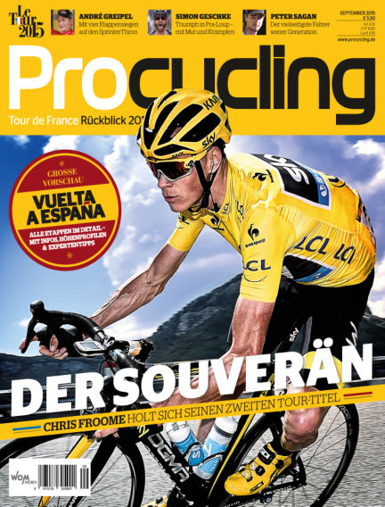 Procycling August 28, 2015 00:00