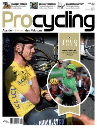 Procycling 08.2015