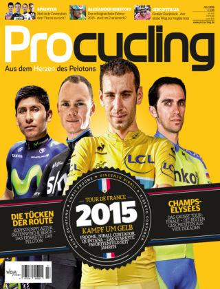 Procycling 07.2015