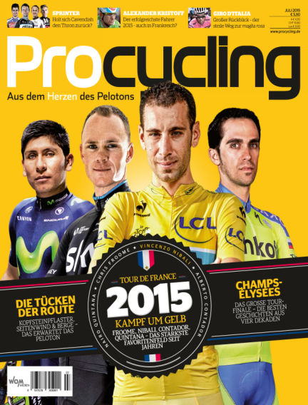 Procycling June 26, 2015 00:00