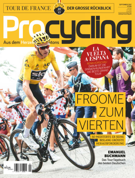 Procycling August 18, 2017 00:00