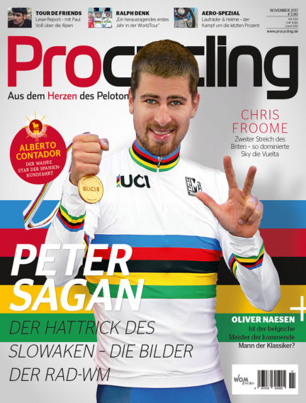 Procycling October 22, 2017 00:00