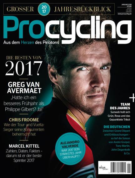 Procycling December 16, 2017 00:00