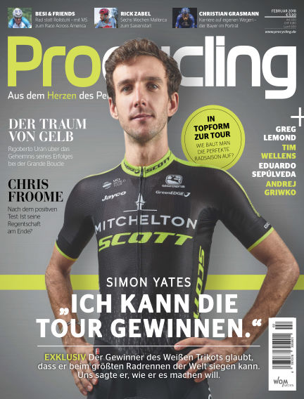 Procycling January 20, 2018 00:00