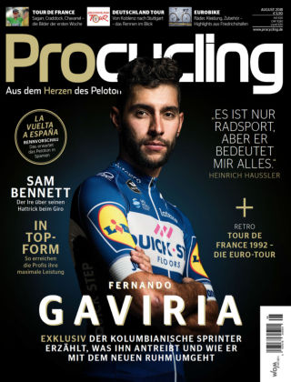 Procycling 08.2018