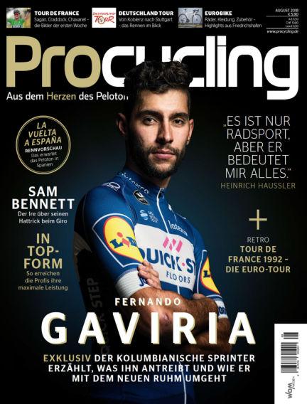 Procycling July 22, 2018 00:00