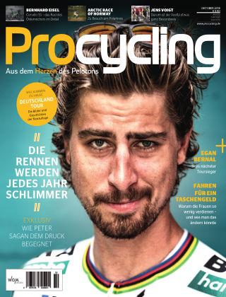 Procycling 10.2018