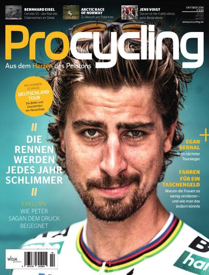 Procycling September 23, 2018 00:00