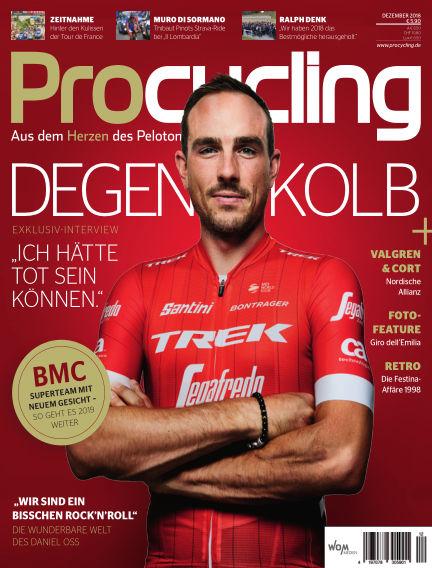 Procycling November 18, 2018 00:00