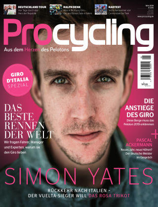 Procycling 05.2019