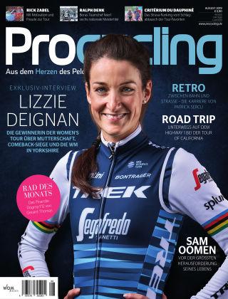 Procycling 08.2019
