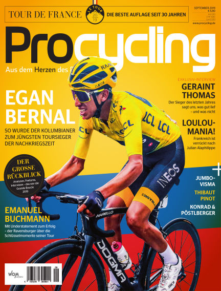 Procycling August 18, 2019 00:00