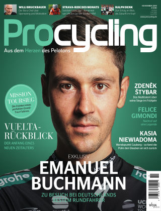Procycling 11.19