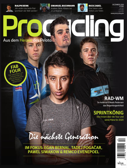 Procycling November 24, 2019 00:00