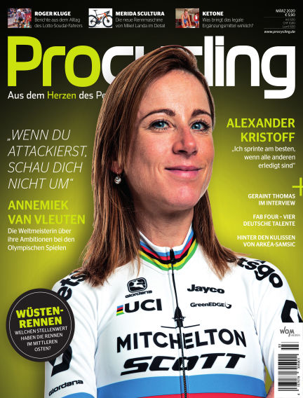 Procycling February 16, 2020 00:00
