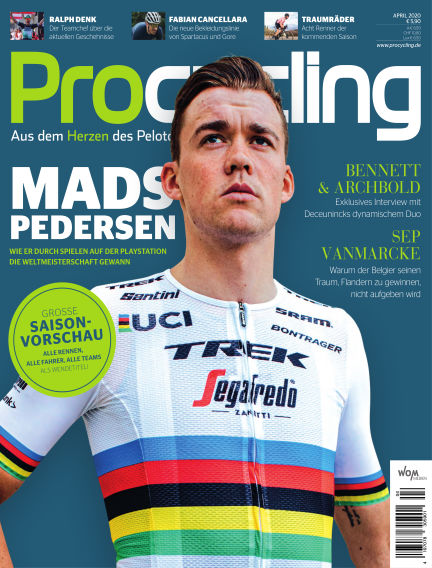 Procycling March 22, 2020 00:00